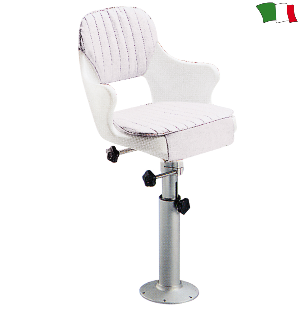 Armchair Complete With Cushion And Pedestal G F N Gibellato