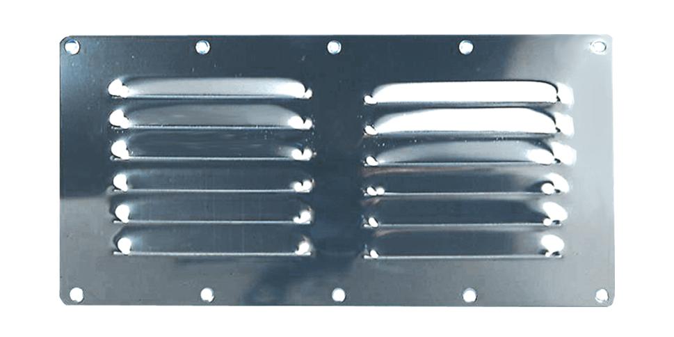 Presa d 39 aria in acciaio inox g f n gibellato forniture nautiche - Presa d aria cucina ...