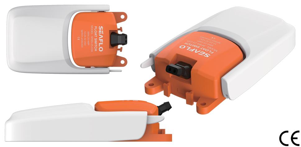 Floating Automatic Switch G F N Gibellato Forniture Nautiche