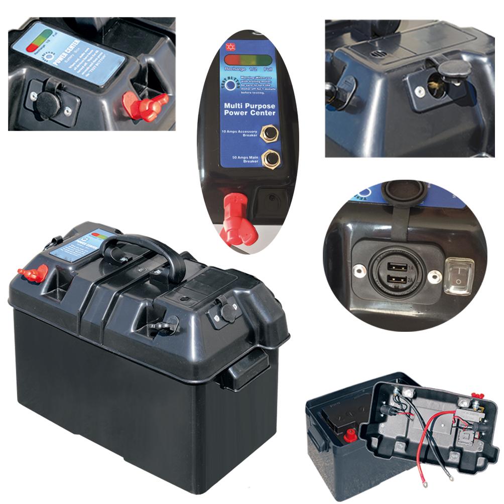 Cassetta porta batteria g f n gibellato forniture nautiche for Gibellato nautica