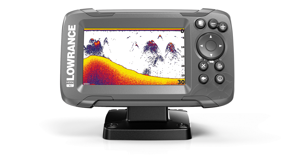LOWRANCE HOOK2 4X FISHFINDER - G F N  Gibellato Forniture