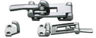 STAINLESS STEEL AISI 316 LATCH