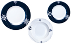 NORTHWING PLATES SET