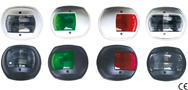 NAVIGATION LIGHTS UP TO 12 MT