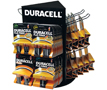DURACELL BATTERIES DISPLAY