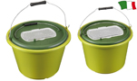 DOUBLE LIVE BAIT BUCKET
