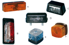 LAMPS FOR TRAILERS
