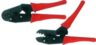 CRIMPING TOOL FOR TERMINAL