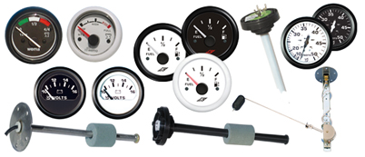 Engine control instruments