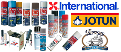 Varnishes paints and antifoulings