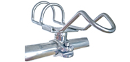 HANDRAIL ROD HOLDER MADE OF STAINLESS STEEL AISI 316