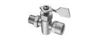 2-WAY MALE/FEMALE VALVE