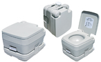 TOILETTE PORTATILE BI-POT MINI