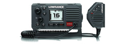 LOWRANCE LINK-6 and LINK-6S FIXED VHF