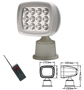 12-LED REMOTE CONTROLLED SPOTLIGHT