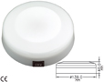 16-LED DOME CEILING LIGHT