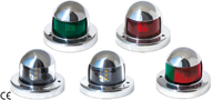 LED NAVIGATION LIGHTS UP TO 12 MTS S.STEEL AISI 316