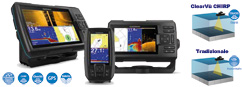 FISHFINDER GARMIN SERIE STRIKER PLUS