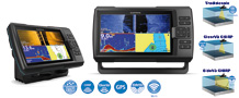 FISHFINDER GARMIN STRIKER PLUS 7sv - 9sv