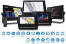 COMBINATI GARMIN SERIE 7400XSV - J1939 MULTI-TOUCH