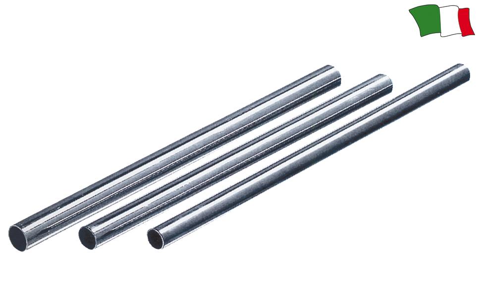 Tubo in acciaio inox aisi 316 lucido g f n gibellato for Gibellato nautica