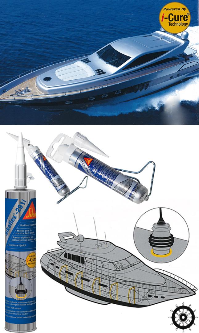 Sikaflex 291i g f n gibellato forniture nautiche for Gibellato nautica