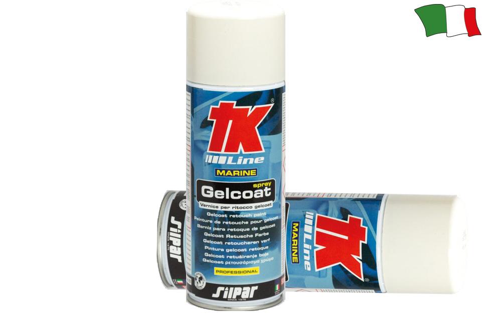 Gelcoat spray g f n gibellato forniture nautiche for Gibellato nautica
