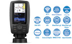 GPS GARMIN ECHOMAP PLUS