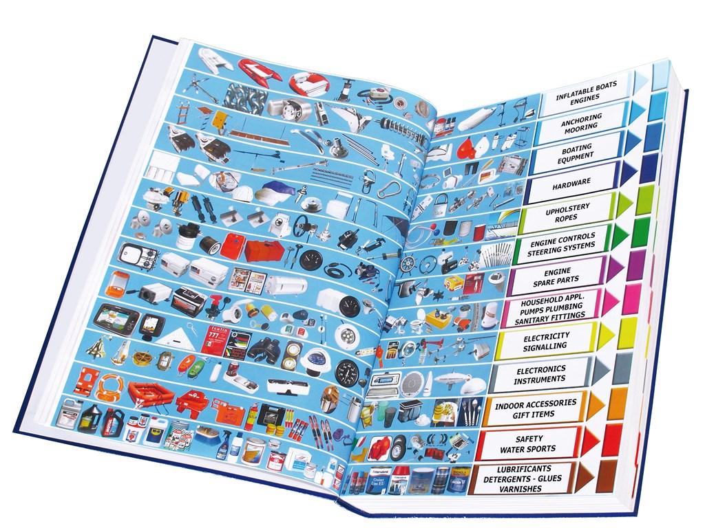 Scarica il nostro catalogo generale g f n gibellato for Gibellato nautica