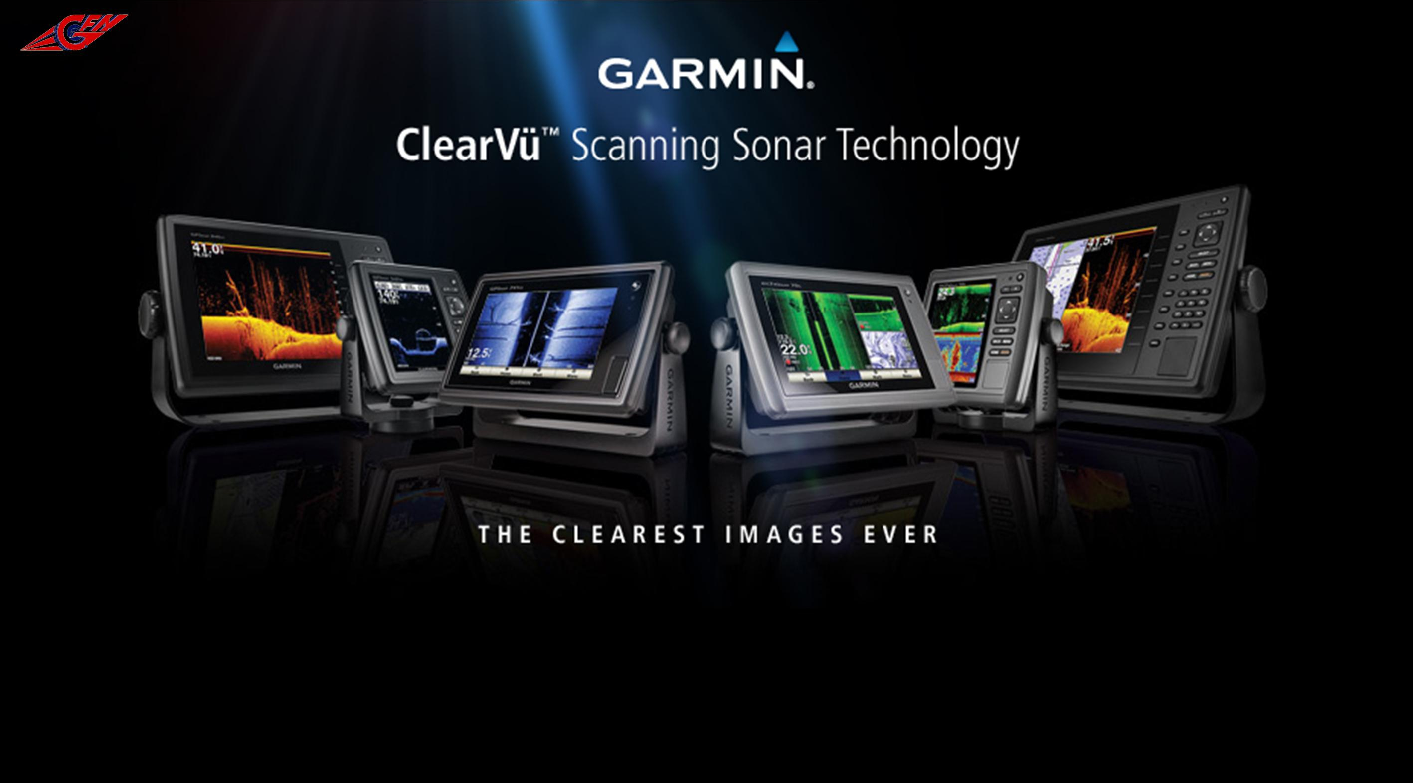 GARMIN ClearVü SCANNING SONAR
