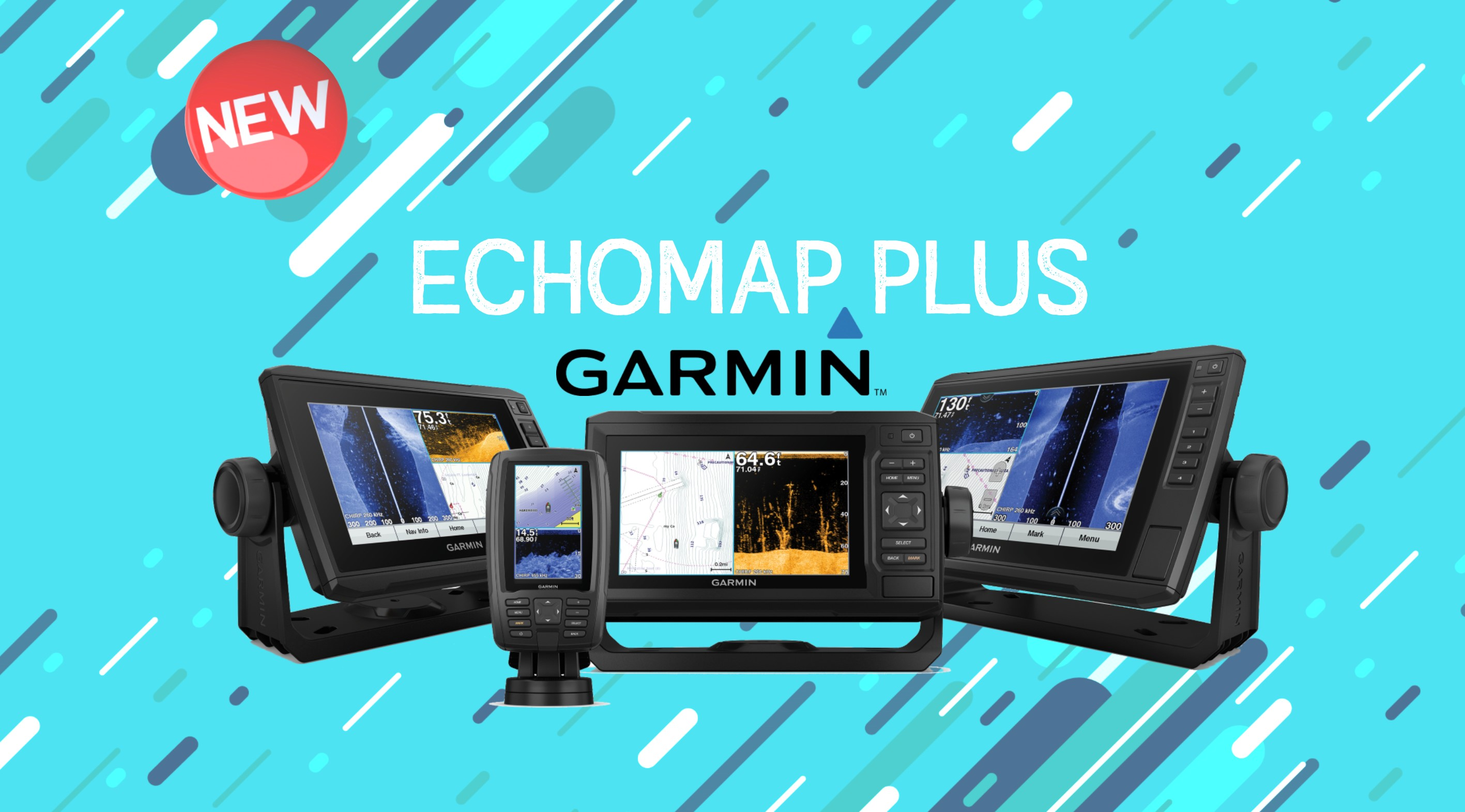 Garmin EchoMap Plus