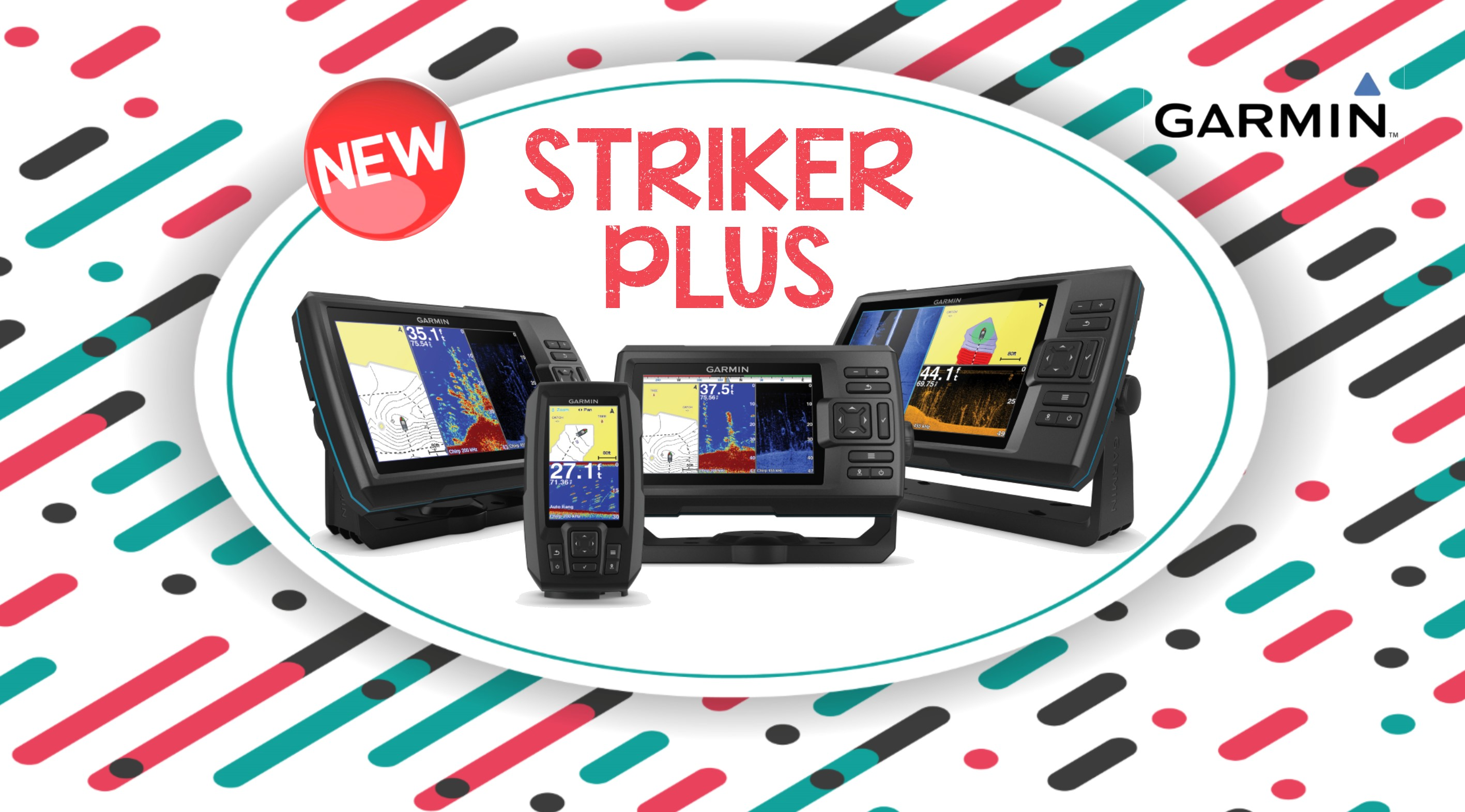 striker plus garmin